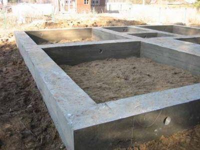бетонну основу