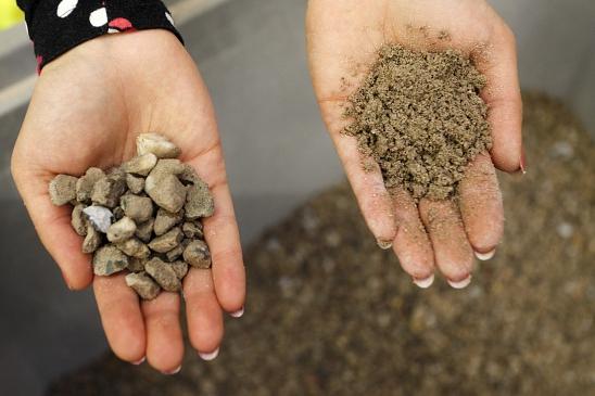 купить щебень и песок в Харькове дешево