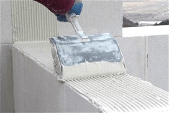 как восстановить клей для газобетона