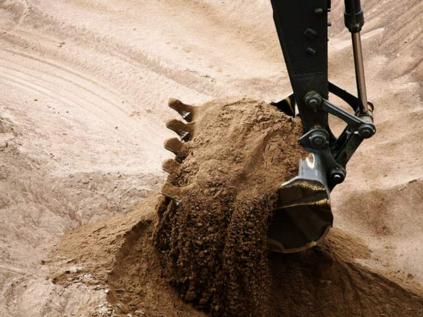 Песок строительный в Харькове