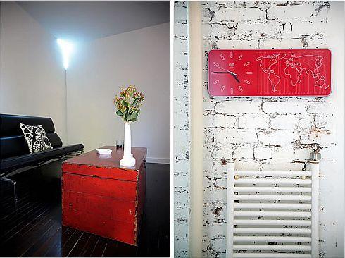 Дизайн стен кирпич декоративный