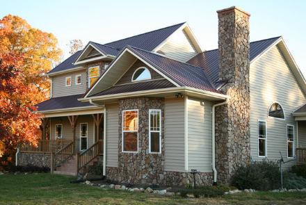 Отделка частного дома – что лучше использовать